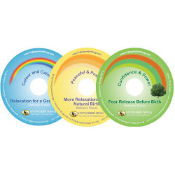 Complete Antenatal CD/MP3 Collection