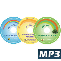 Complete Antenatal MP3 Collection