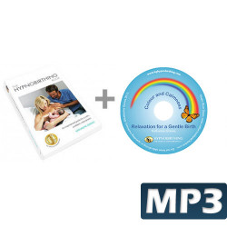 The Hypnobirthing Book and Relaxation MP3