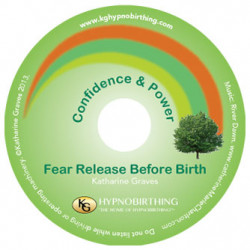 Fear Release Before Birth CD/MP3