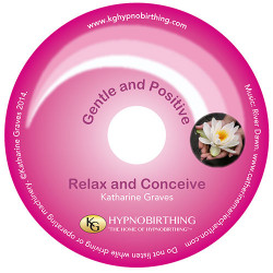 Relax and Conceive CD/MP3