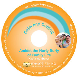 Peace Amidst the Hurly Burly of Family Life CD/MP3