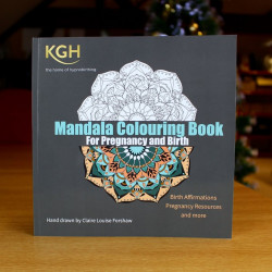 KGH Mandala Colouring Book – For Pregnancy and Birth