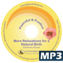 More Relaxations for a Natural Birth MP3