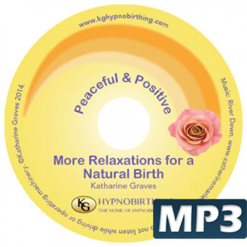 Hypnobirthing MP3 - Relaxations for a Natural Birth