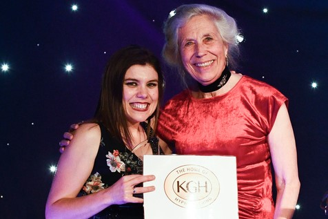 Student Midwife of the Year Award 2019 KGHypnobirthing