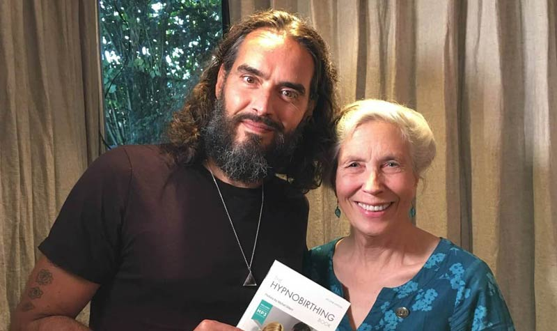 Russell Brand Hypnobirthing Podcast