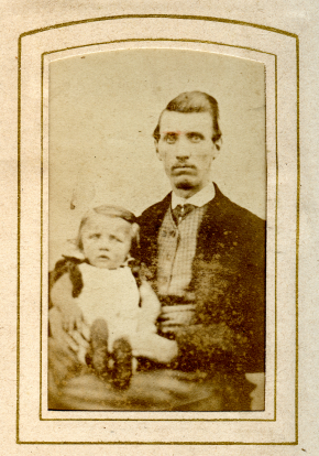 Victorian father & child hypnobirthing
